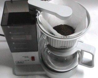オルゾをコーヒーメーカーで飲む